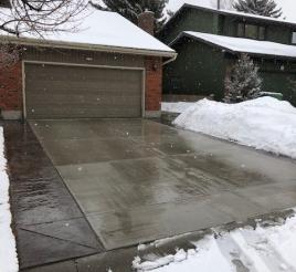 Snow Removal Driveway